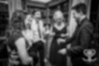wedding magician Stepen Simmons