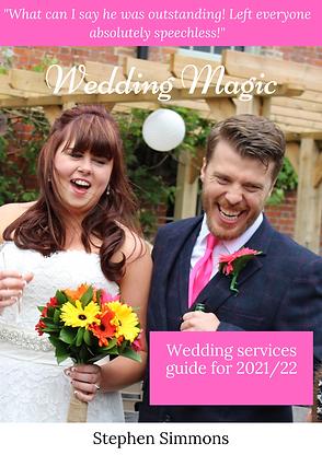 wedding magician prices