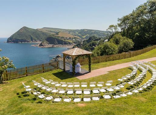 What's the best wedding venues in Devon?