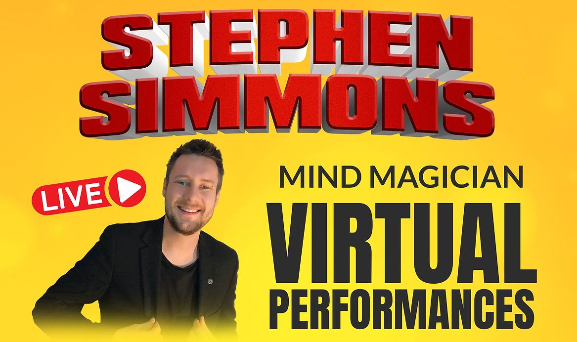 virtual family show Stephen Simmons