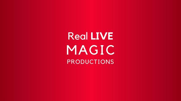 Real live magic