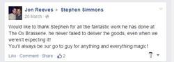 Stephen Simmons Southampton Magician