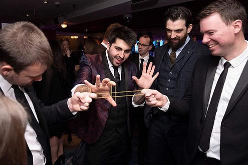 Myles - UK magician - Stephen Simmons Team