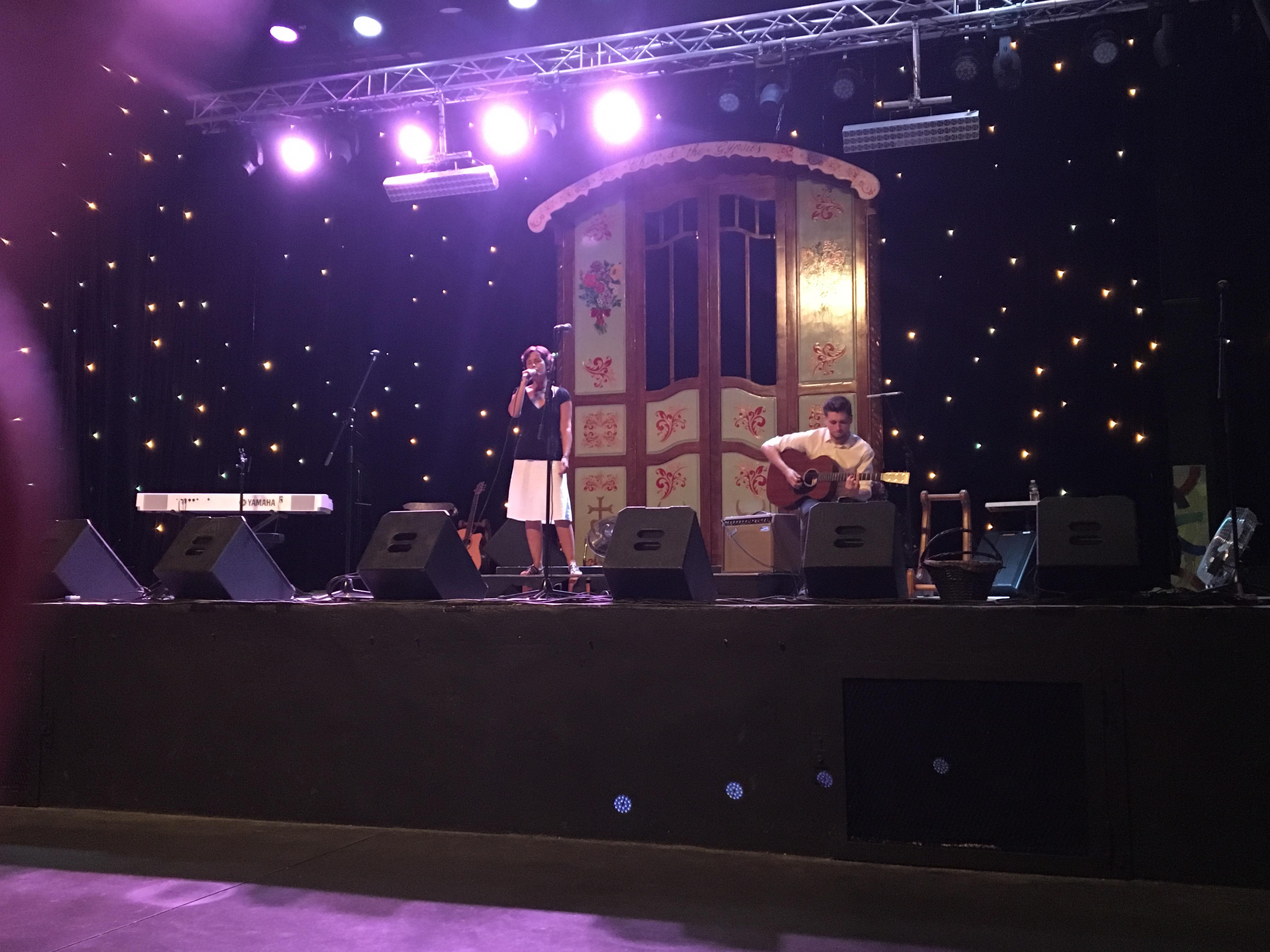 Concert  Chant des Voix