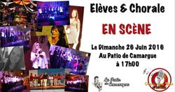 Concert Au Patio le 26 Juin 2016