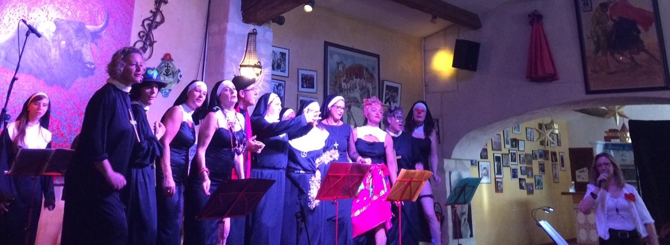 La Chorale Fait son Show !!!