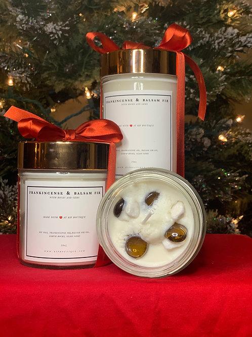 Frankincense & Balsam Fir Candle