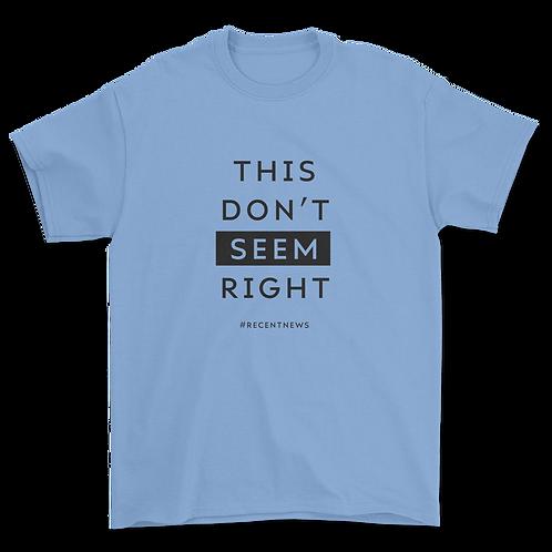 Don't Seem Right