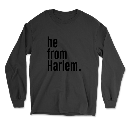 He from Harlem Long Sleeves