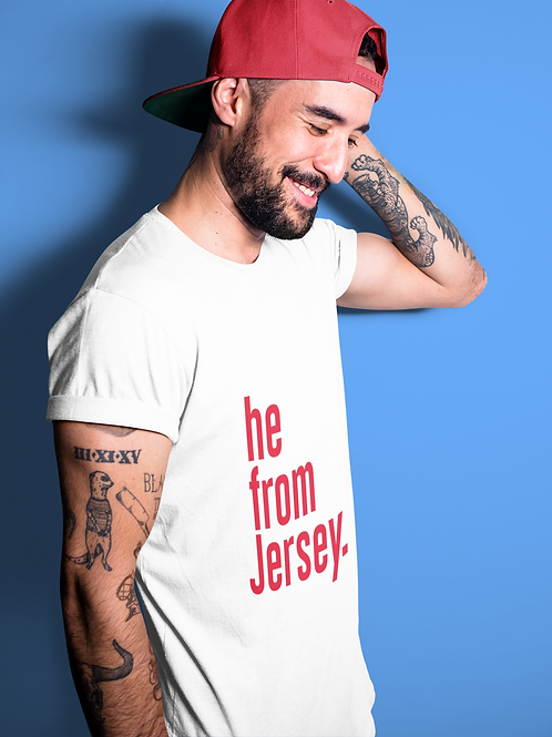 He from Jersey Tees