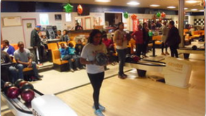 Bowling event raises money for kidney foundation