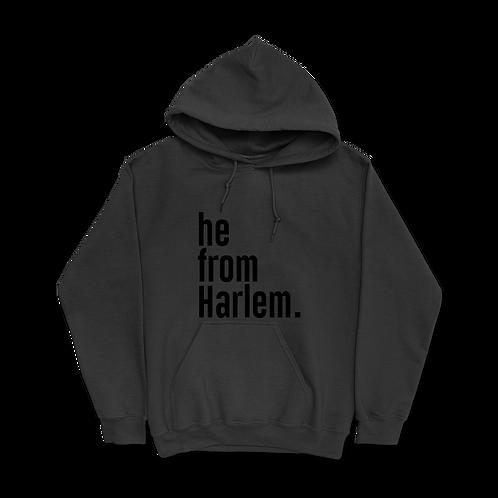 He from Harlem Hoodies