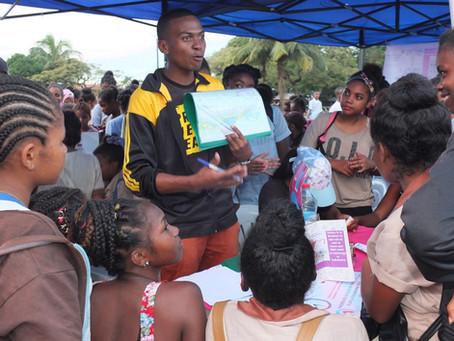 Les succès de la Journée de L'Hygiène Menstruelle 2019 à Manakara