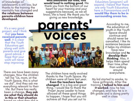 Parents' Voices