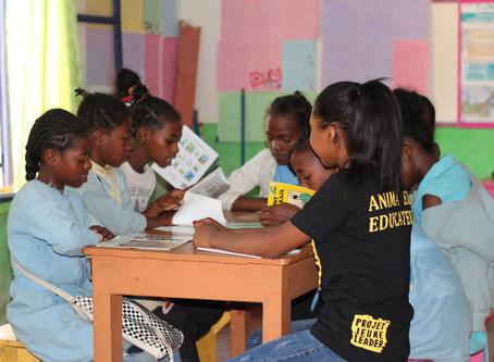 Une éducation complète par Projet Jeune Leader
