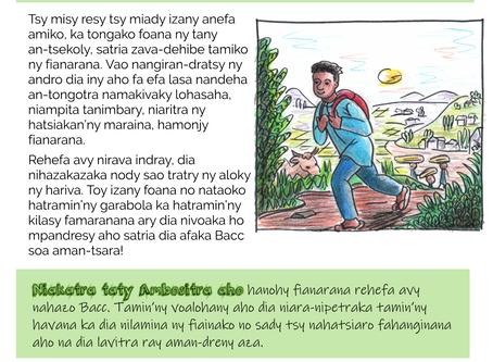 Tsy misy resy tsy miady! Tantaran'i Jeune Leader Lanja
