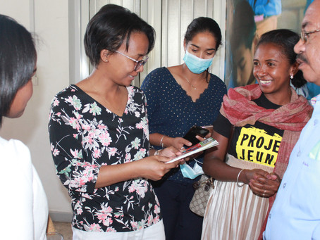Securing a partnership with the national Ministry of Education in Madagascar