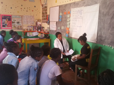 Forging trust between health care providers and adolescents