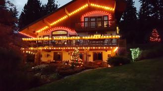 Fox Den Holiday Lights