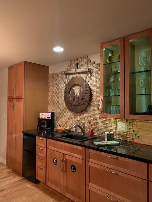 Common Den Kitchen Area