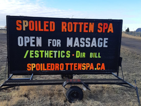 We're not just Massage....