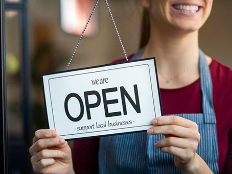 Yes - we are open