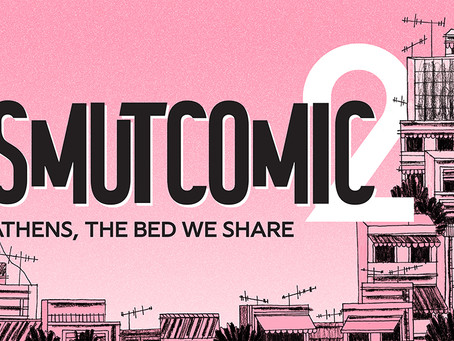A Conversation with 7 Creators from Erotic Anthology SMUTCOMIC #2