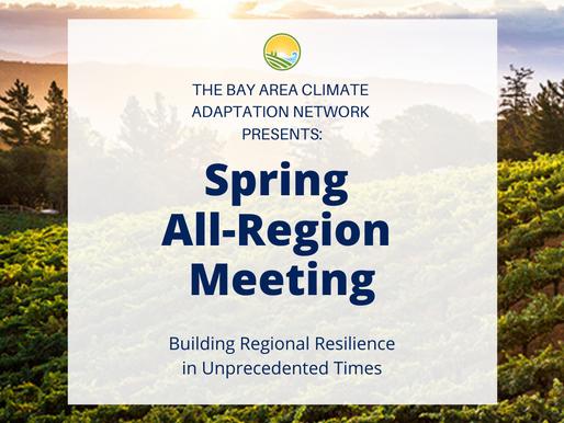 Spring All-Region Meeting