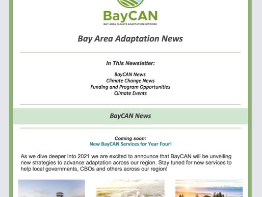 March Adaptation News