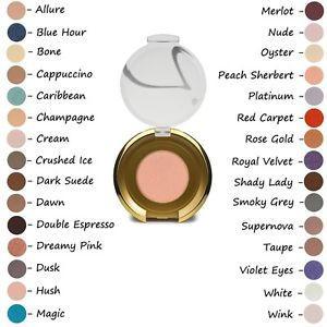 Eye Colors Select Shades
