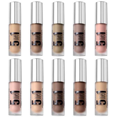 5-in-1 BB Cream Eyeshadow Primer