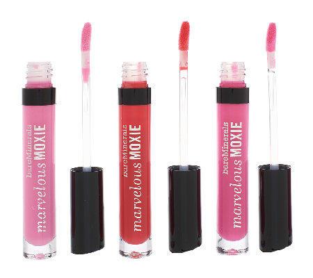 Moxie Lip Plumping Gloss