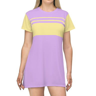 Game Day T-Shirt Dress