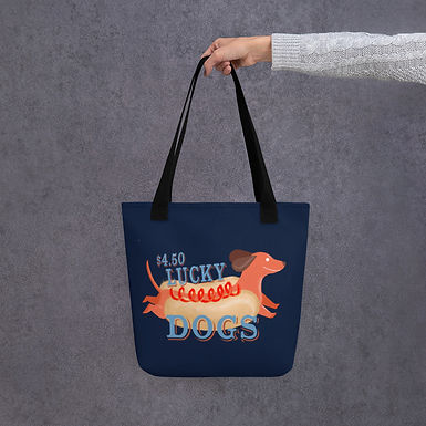 Lucky Dog Tote