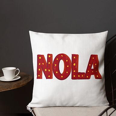 NOLA Pillow