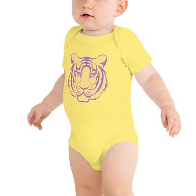Tiger Baby One Oiece