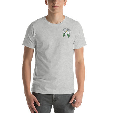 Welcome to Louisiana Magnolia Front/Back Tee