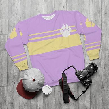Game Day Pastel Paw Sweatshirt