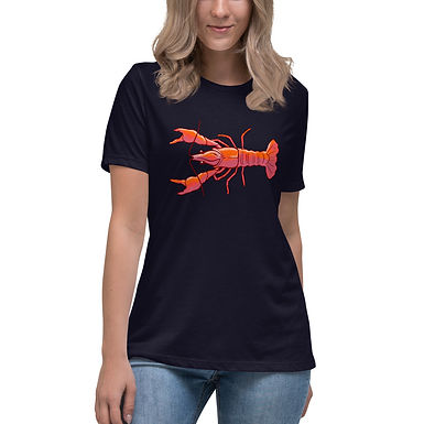 Relaxed Crawfish Tee