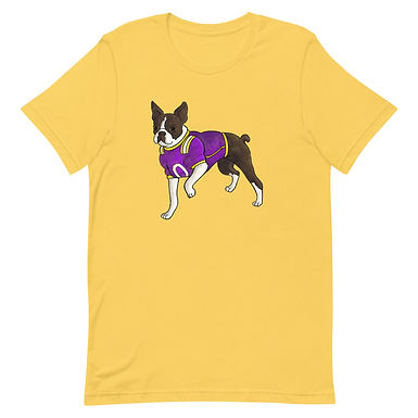 Purple and  Gold BT Gameday Tee
