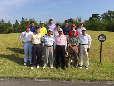 第36回懇親ゴルフ大会が開催されました。