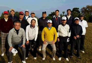 第35回懇親ゴルフ大会が開催されました。
