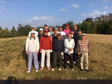 第37回懇親ゴルフ大会が開催されました。