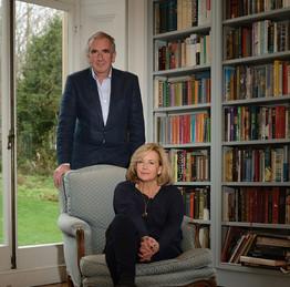 Gill and Robert Harris for the Royal Society of Literature