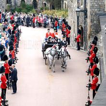 Garter Day Procession, Windsor