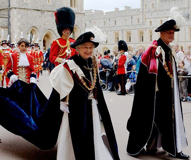Garter Day, Windsor