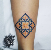 Portuguese Tile (azulejo)