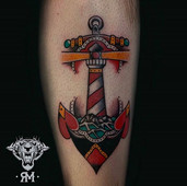 Lighthouse & Ancor