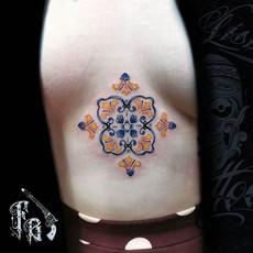 Azulejo Tattoo