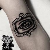 Traditional Eye